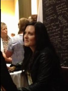 Book signing with Lysa TerKeurst