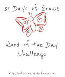 31 day word challenge
